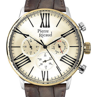 Часы Pierre Ricaud Наручные часы P97212.2261QF - фото 1