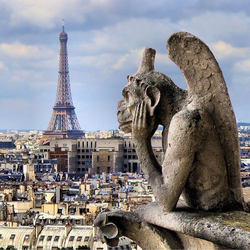 Туристическое агентство Респектор трэвел Экскурсионный автобусный тур «Париж + Прага эконом» - фото 1