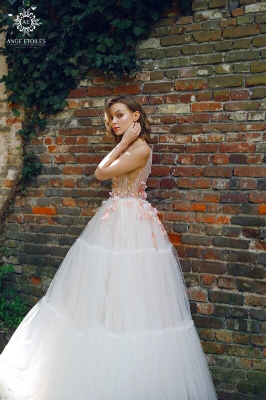 Свадебный салон Ange Etoiles Свадебное платье AEriality Collection  Lis - фото 2