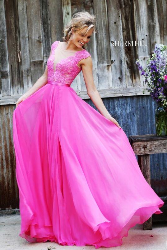 Вечернее платье Sherri Hill Платье 11269 - фото 2