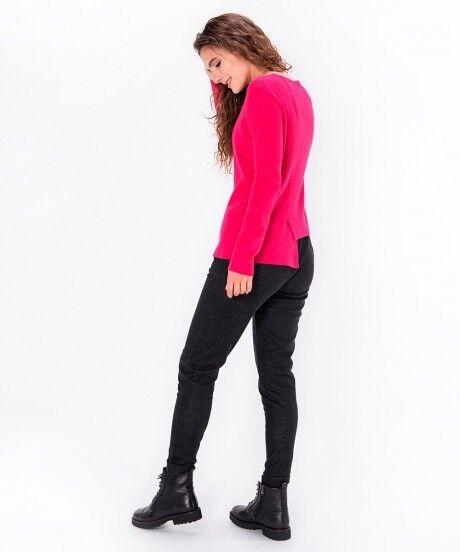 Кофта, блузка, футболка женская SAVAGE Джемпер женский арт. 910731 - фото 2