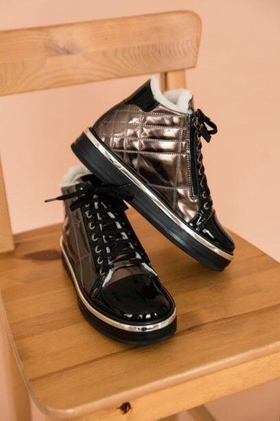 Обувь женская Baldinini Ботинки женские 4 - фото 3