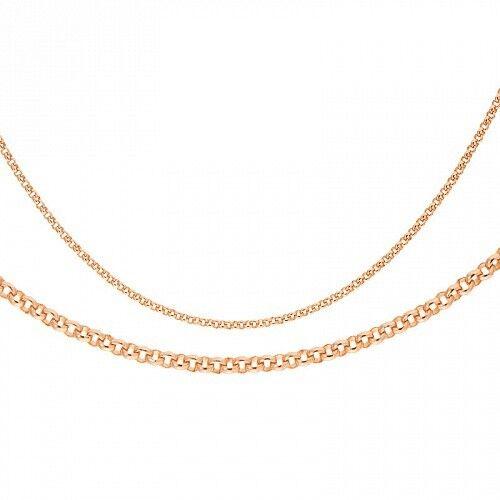 Ювелирный салон Jeweller Karat Цепь золотая арт. 121208523 - фото 1