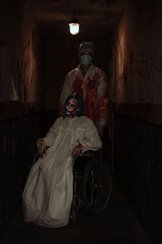 Квест Asylum Квест на 4 чел. - фото 2