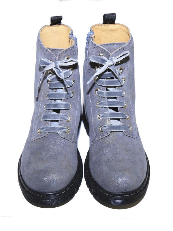 Обувь детская Zecchino d'Oro Ботинки для девочки A16-1602-2 - фото 1