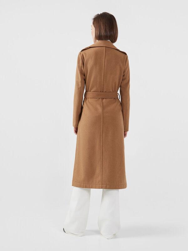 Верхняя одежда женская Trussardi Пальто женское 56S00402-1T003105 - фото 2