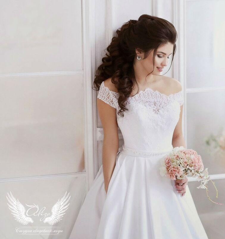 Свадебный салон ALIZA Платье свадебное «Alana» Ameli Benya - фото 1