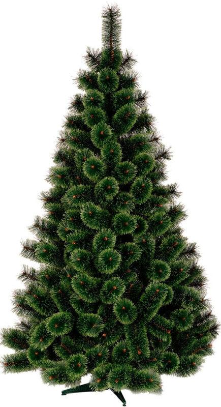 Елка и украшение GreenTerra Сосна «Диана» с расщепленными концами, 2.2 м - фото 1
