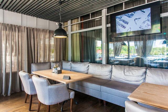 Ресторан и кафе на Новый год Публика Терраса - фото 4