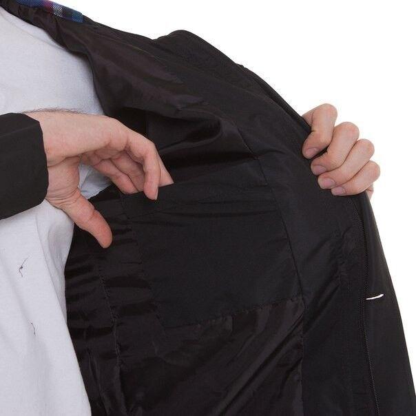 Верхняя одежда мужская SKILLS Парка Fusion - фото 3