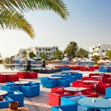 Туристическое агентство Клеопатра-тур Пляжный авиатур в Египет, Хургада, Mercure 4* - фото 1