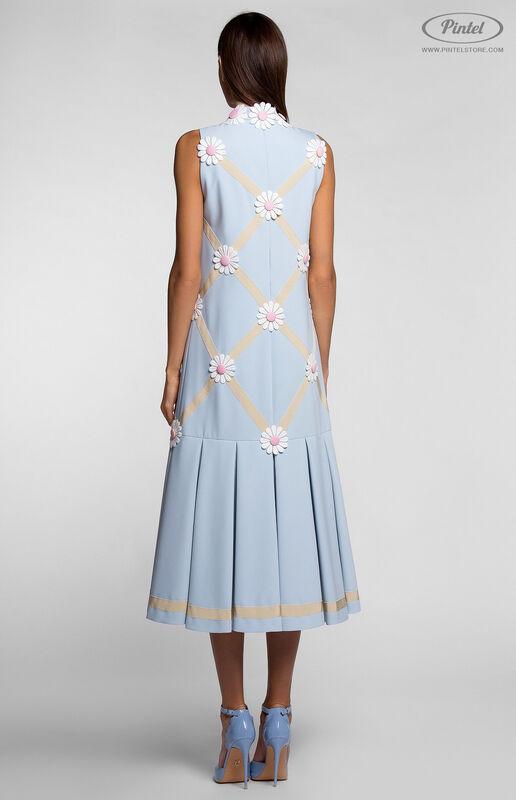 Платье женское Pintel™ Миди-платье свободного силуэта GLORISEL - фото 5