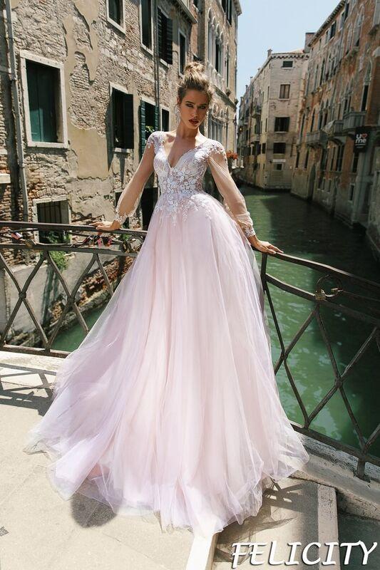 Свадебный салон Bonjour Galerie Свадебное платье Felicity из коллекции La Douceur - фото 5