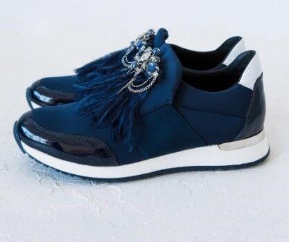 Обувь женская Baldinini Кроссовки женские 3 - фото 1