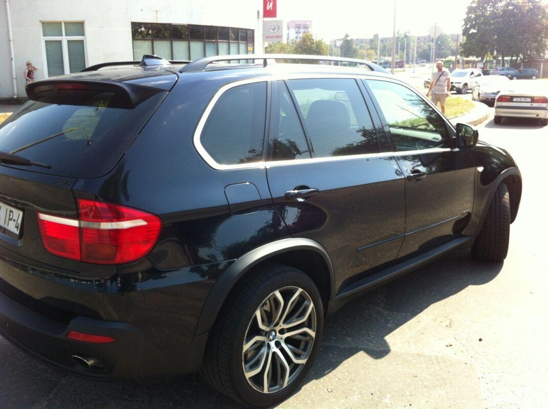 Прокат авто BMW X5 (E70) 2009 - фото 3
