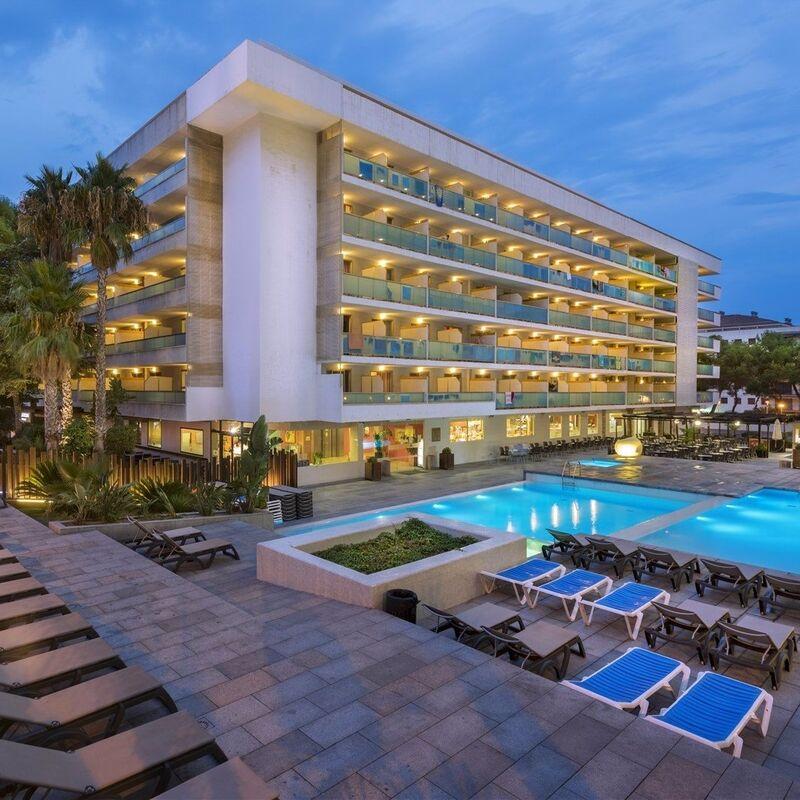Туристическое агентство Клеопатра-тур Пляжный авиатур в Испанию, Коста Дорада, 4R Salou Park Resort 4* - фото 1