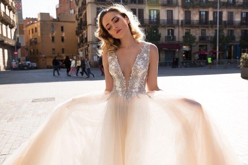 Свадебный салон Ida Torez Свадебное платье Lanisadeta - фото 1