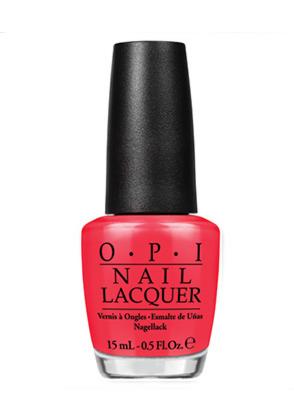 Декоративная косметика OPI Red Hot Rio - фото 1