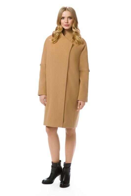 Верхняя одежда женская Elema Пальто женское демисезонное Т-7072 - фото 1