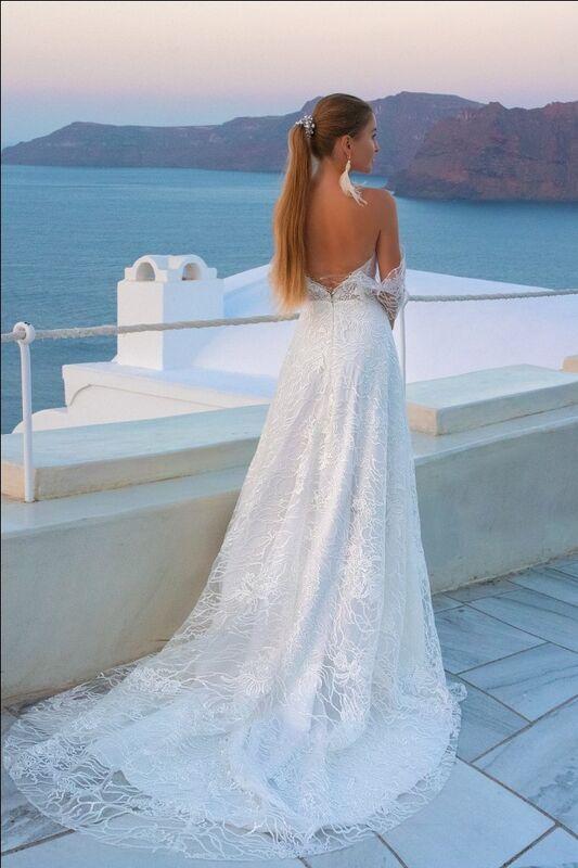 Свадебное платье напрокат Rafineza Свадебное платье Marianna напрокат - фото 4