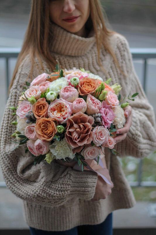Магазин цветов Cvetok.by Букет «Откровение» - фото 1