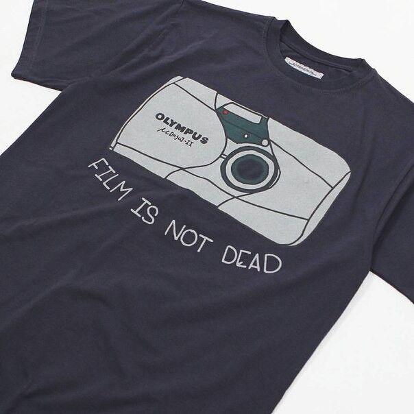 Кофта, рубашка, футболка мужская Anteater Футболка «Яузов Пустота» - фото 2