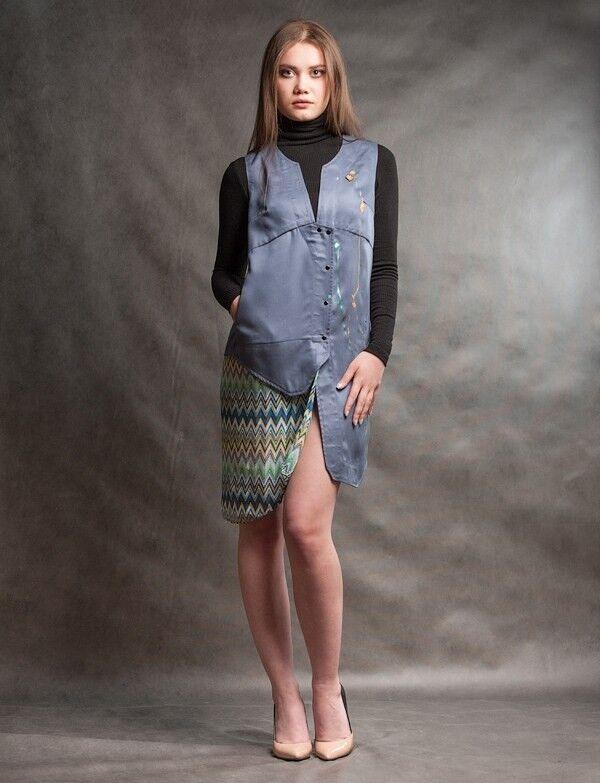 Платье женское MISUTERI Платье Kitanu SS0169 - фото 1