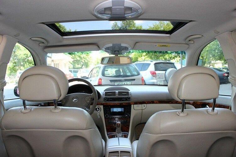 Аренда авто Mercedes-Benz W211 - фото 5