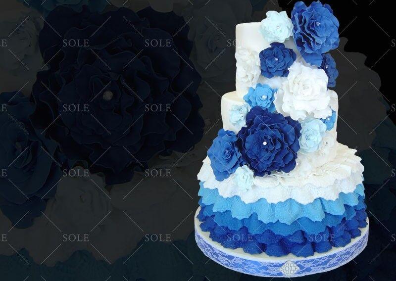 Торт Sole Праздничный торт №5 - фото 1