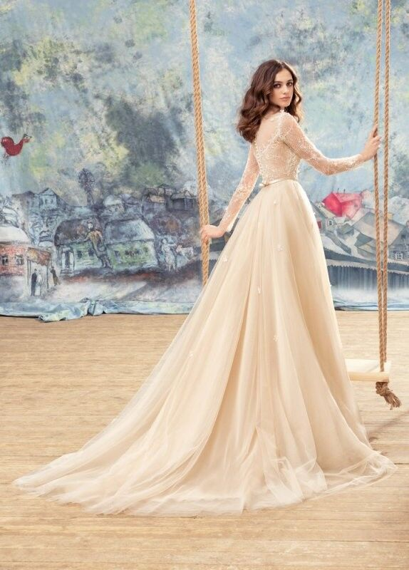 Свадебный салон Papilio Свадебное платье «Журавль» 1742L - фото 2