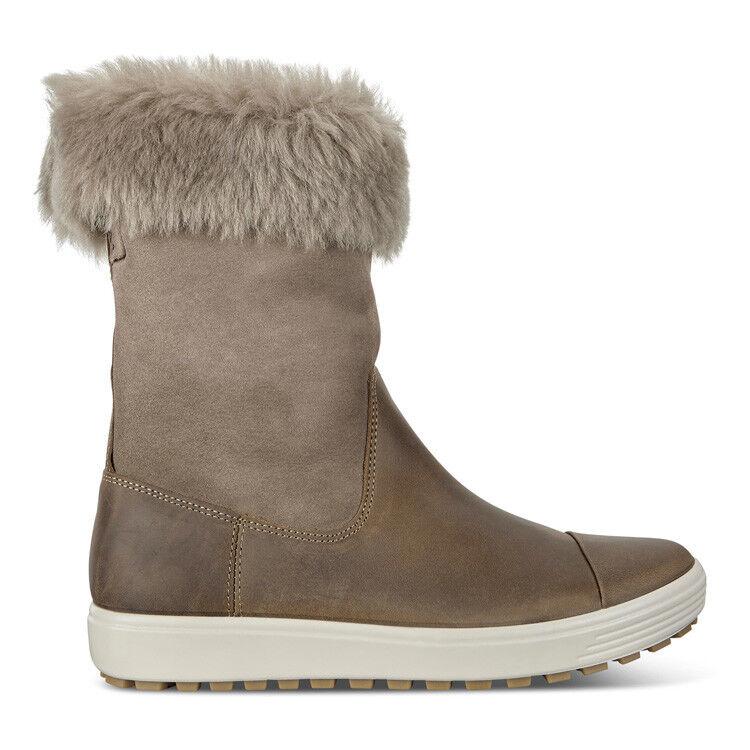 Обувь женская ECCO Сапоги SOFT 7 TRED 450143/57511 - фото 3