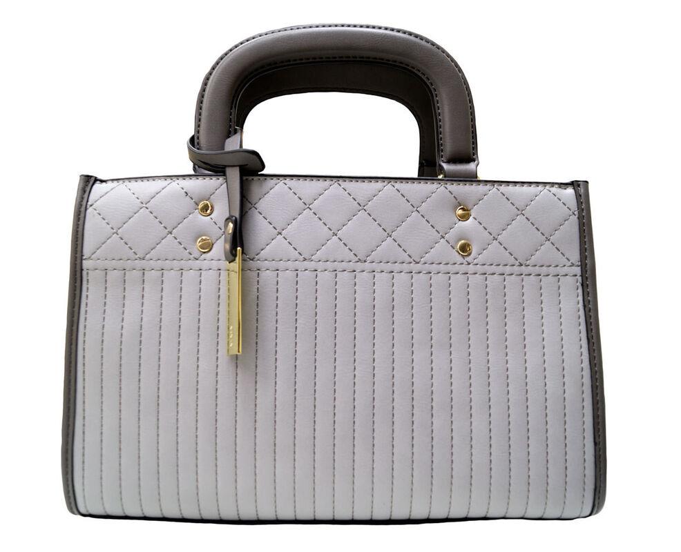 Магазин сумок Susen Сумка женская серая 101610099 - фото 2