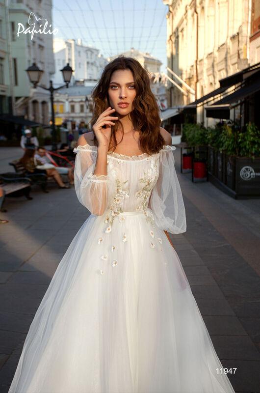 Свадебный салон Papilio Свадебное платье 11947 - фото 2