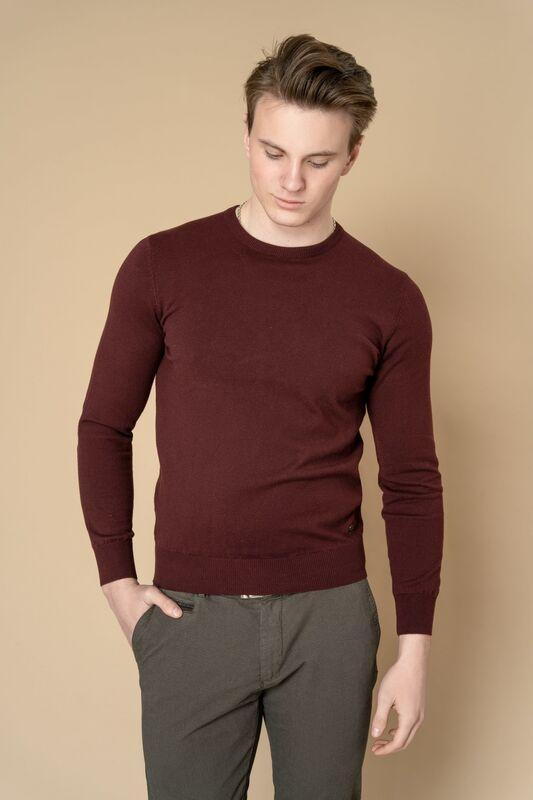 Кофта, рубашка, футболка мужская Etelier Джемпер мужской  tony montana T2002 - фото 4