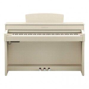 Музыкальный инструмент Yamaha Цифровое пианино Clavinova CLP-645WH - фото 5