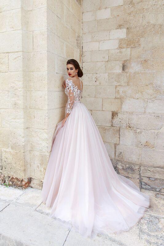 """Свадебное платье напрокат ALIZA Свадебное платье """"Enrica"""" - фото 2"""