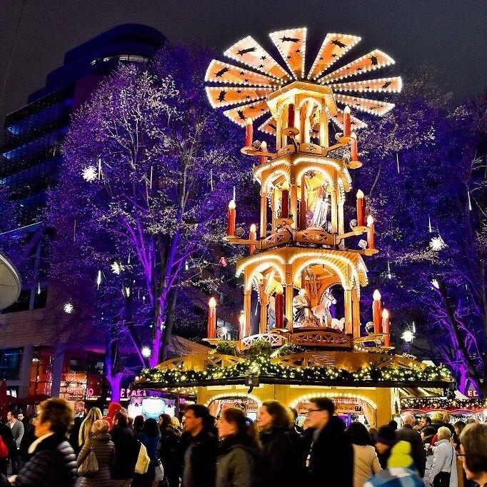 Туристическое агентство Респектор трэвел Экскурсионный автобусный тур «Рождественские ярмарки в Берлине» - фото 1