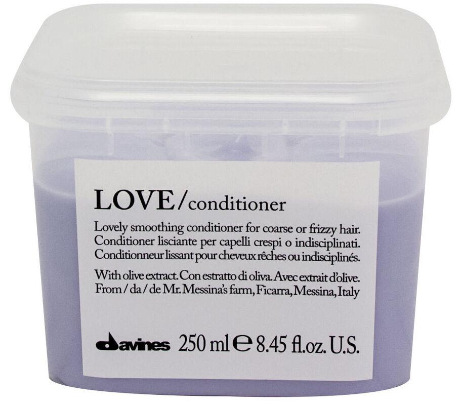 Уход за волосами Davines Кондиционер для разглаживания завитка LOVE / conditioner - фото 1