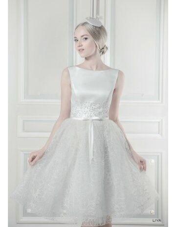 Свадебный салон Le Rina Свадебное платье Liya - фото 1