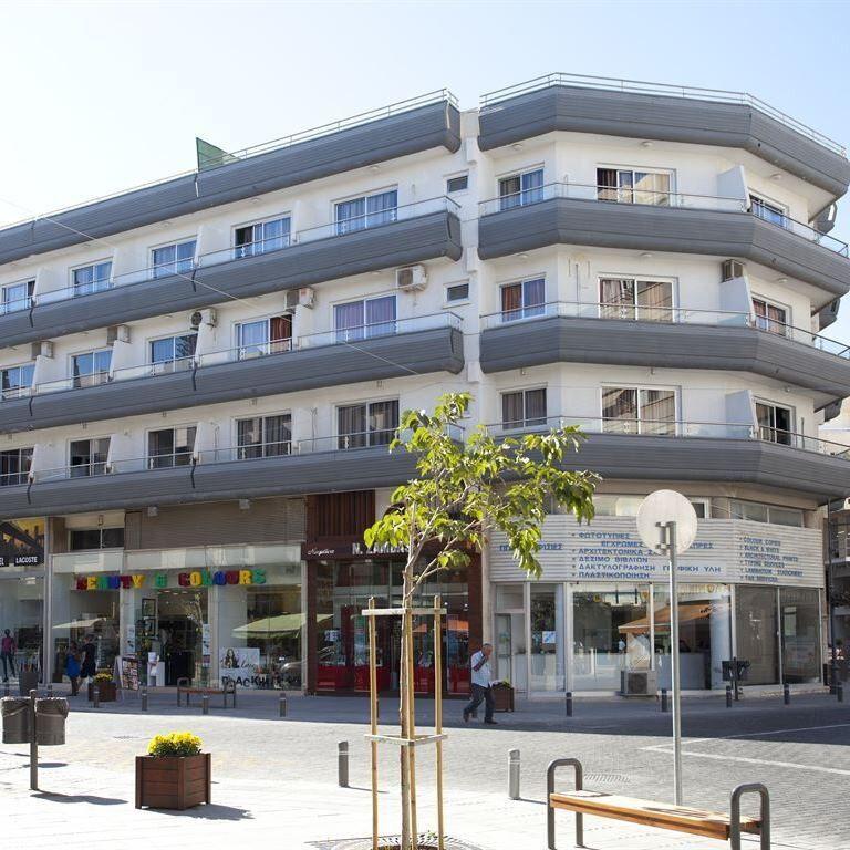Туристическое агентство Кросс тур Пляжный авиатур на Кипр, Ларнака, Petrou Apart Hotel - фото 1