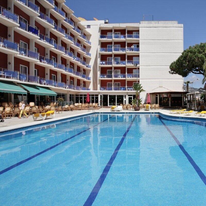 Туристическое агентство Клеопатра-тур Пляжный авиатур в Испанию, Коста Брава, Gran Hotel Don Juan 3* - фото 1