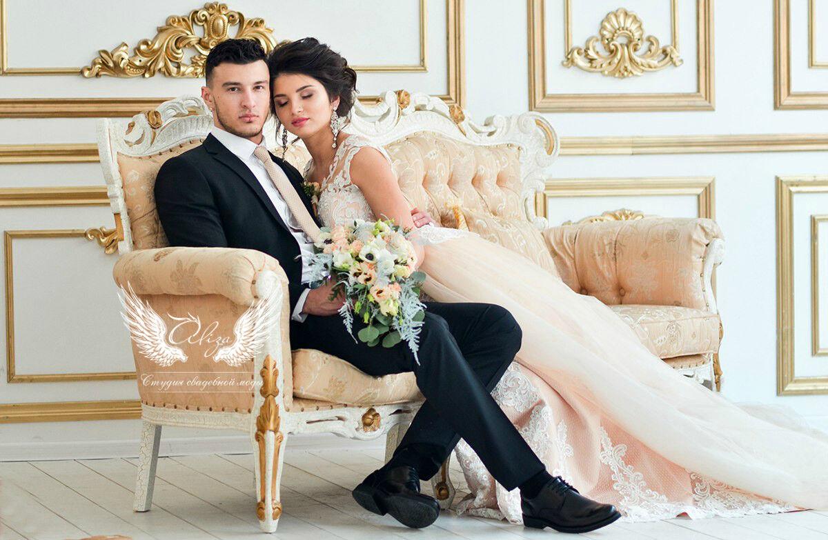 Свадебное платье напрокат ALIZA Свадебное платье «Persia» - фото 3