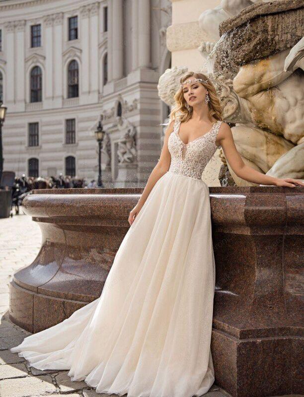 """Свадебное платье напрокат ALIZA свадебное платье """"Teona"""" - фото 1"""