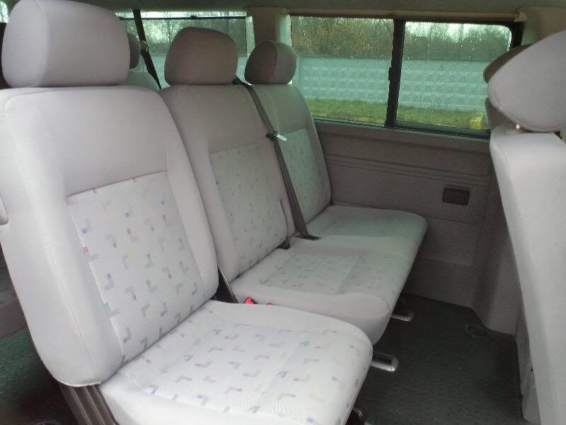 Аренда авто Volkswagen Caravelle T5 2009 г.в. - фото 5
