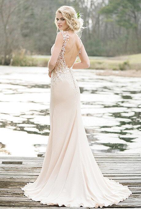Свадебное платье напрокат Lillian West Свадебное платье 6454 - фото 3