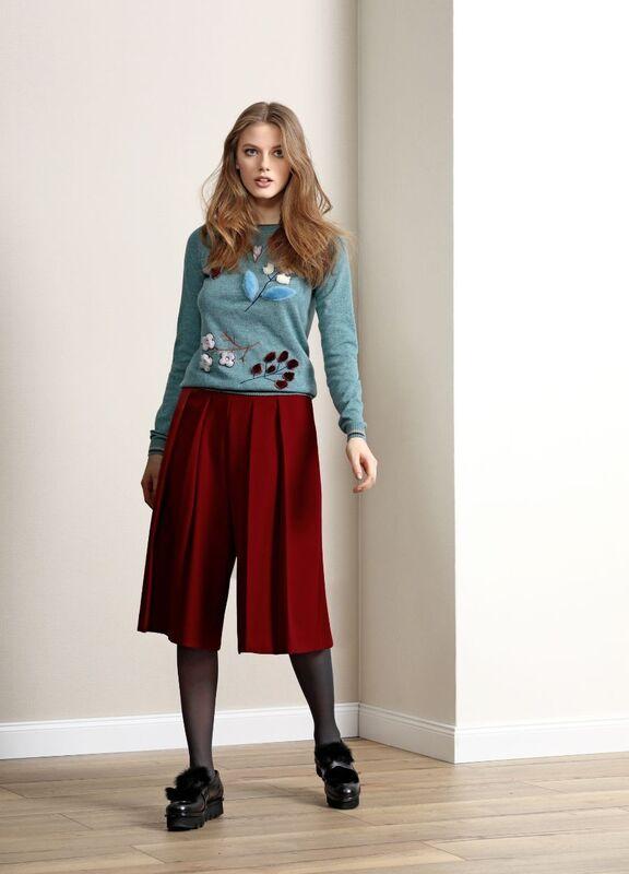 Юбка женская Burvin Юбка-брюки 5723 - фото 1