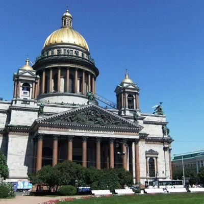 Туристическое агентство Сити-Бриз Экскурсия в Санкт-Петербург - фото 1