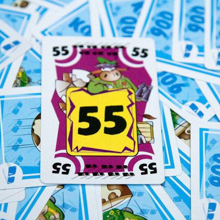 Подарок на Новый год Стиль Жизни Игра настольная «Корова 006 Делюкс» - фото 2