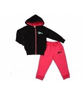 Спортивная одежда Mini Maxi Комплект спортивный для девочки UD0552 - фото 1