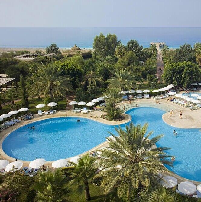 Туристическое агентство Denvi Travel Пляжный авиатур в Турцию, Сиде, Barbaross Pasha's Beach Club 4* - фото 1